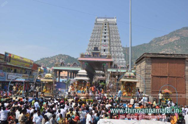 Karthigai Deepam Festival 2018 - Day 1 pic