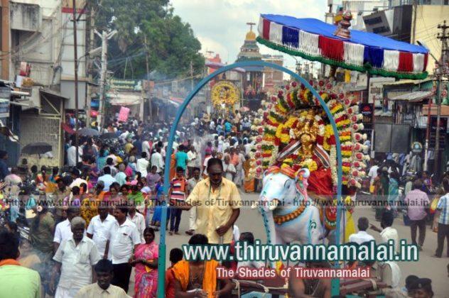 karthigai deepam festival day 6