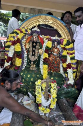 Lord Arunachaleswarar Alangaram