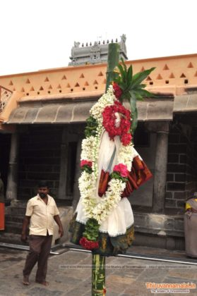 tiruvannamalai chithirai festival panthakal